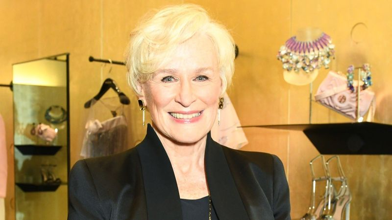 Sarah Hendler on Glenn Close