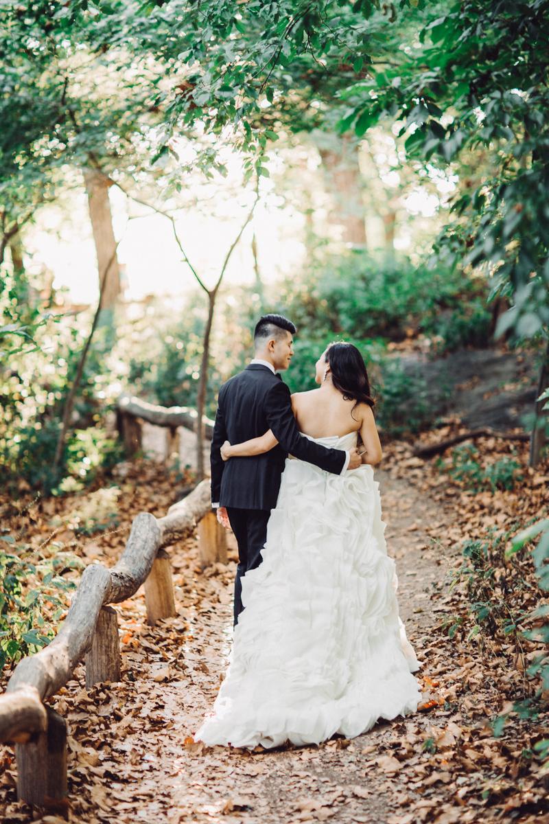 Brooklyn NYC Wedding Photographer Boris Zaretsky Central Park Wedding Photoshoot-12.jpg