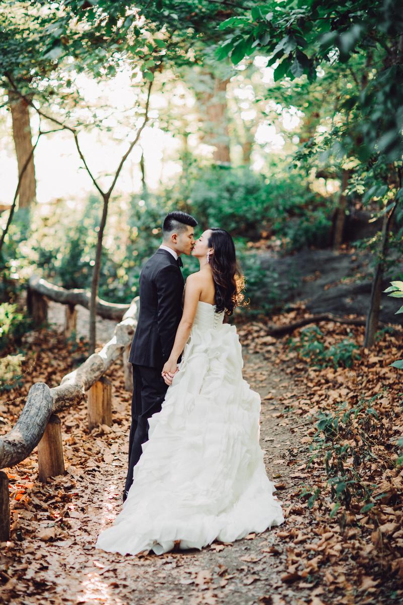 Brooklyn NYC Wedding Photographer Boris Zaretsky Central Park Wedding Photoshoot-13.jpg