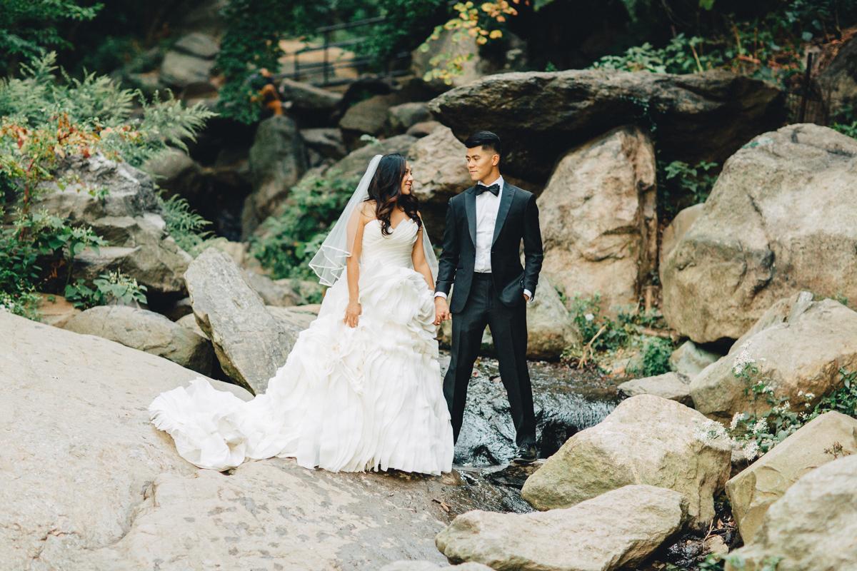 Brooklyn NYC Wedding Photographer Boris Zaretsky Central Park Wedding Photoshoot-41.jpg