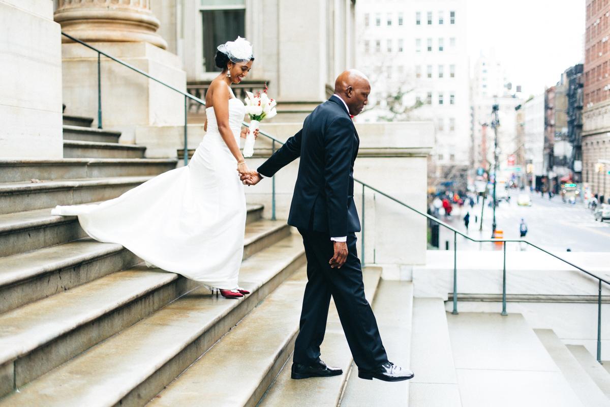 Brooklyn NYC Wedding Photographer Boris Zaretsky Brooklyn Elopement Citi Hall Dumbo Clinton Hill-55.jpg