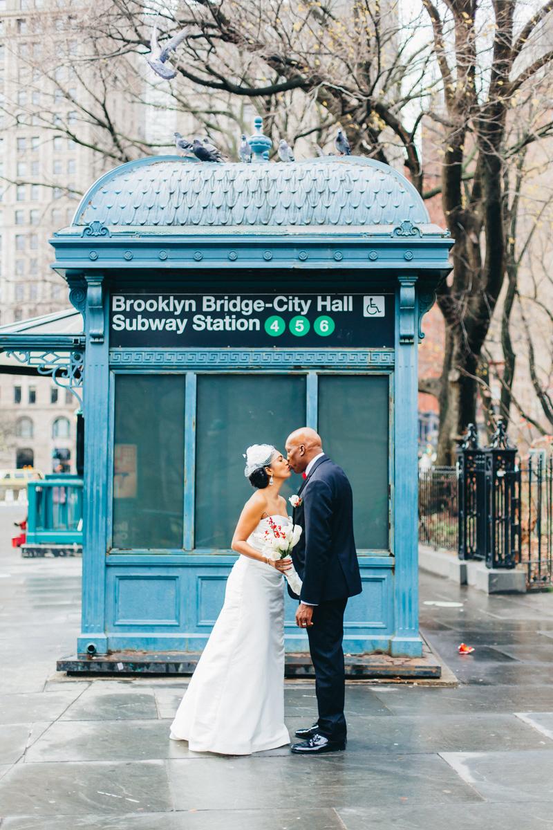 Brooklyn NYC Wedding Photographer Boris Zaretsky Brooklyn Elopement Citi Hall Dumbo Clinton Hill-62.jpg