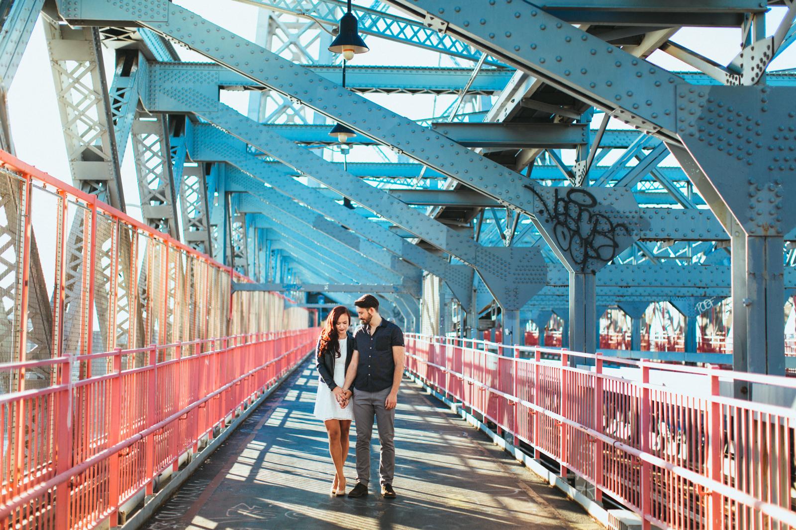 Brooklyn Greenpoint Williamsburg Bridge Engagement New York Wedding Photographer Boris Zaretsky _B2C9320.jpg