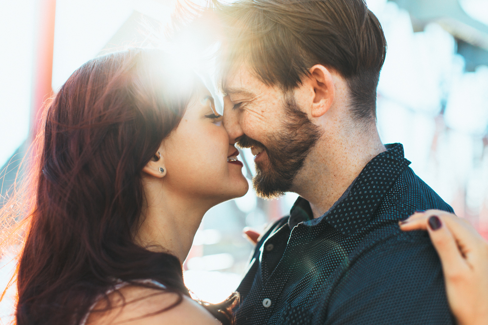 Brooklyn Greenpoint Williamsburg Bridge Engagement New York Wedding Photographer Boris Zaretsky _B2C9501.jpg