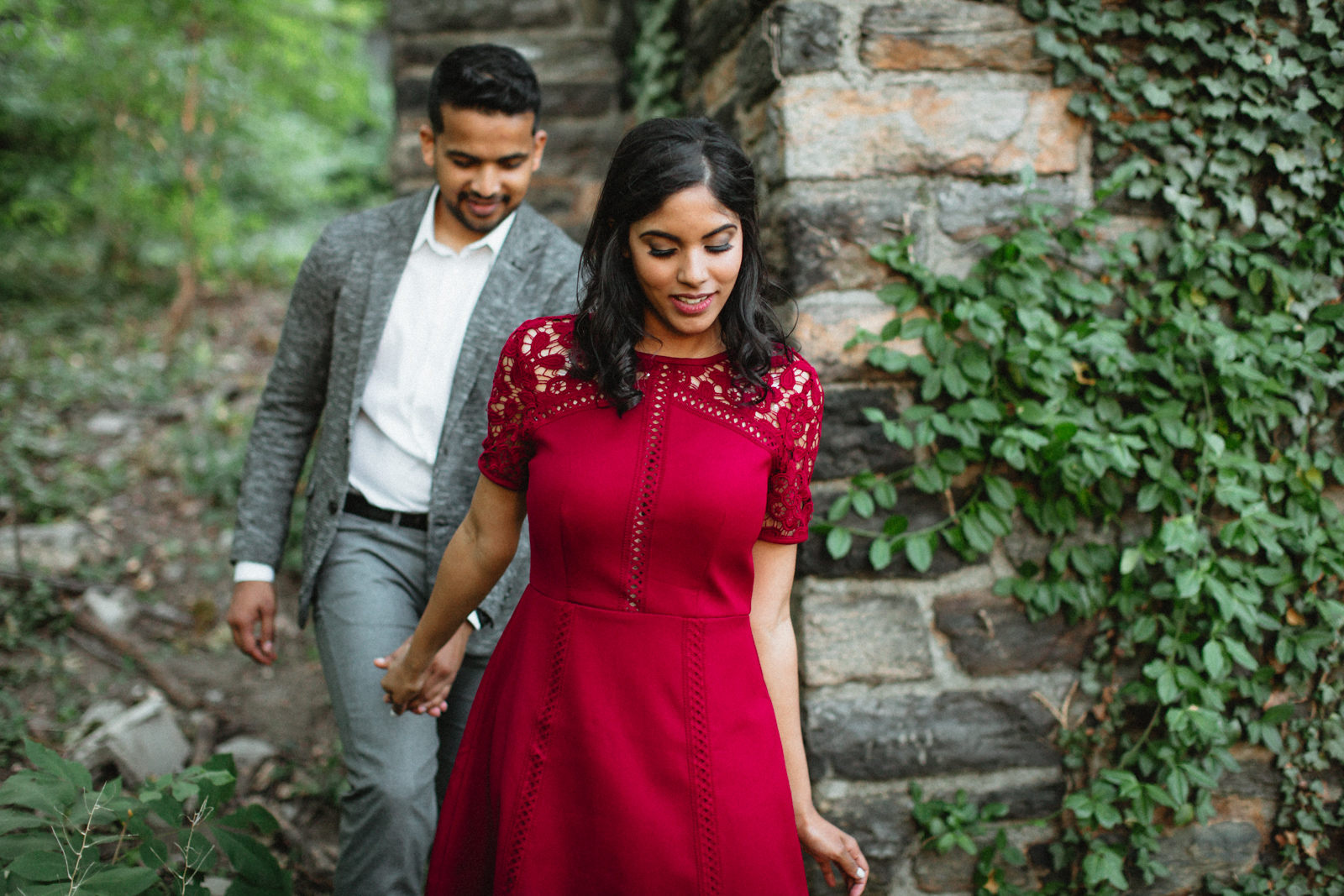 NYC Wedding Photography Fort Tryon Park Engagement NYC Wedding Photographer Boris Zaretsky _B2C3309.jpg