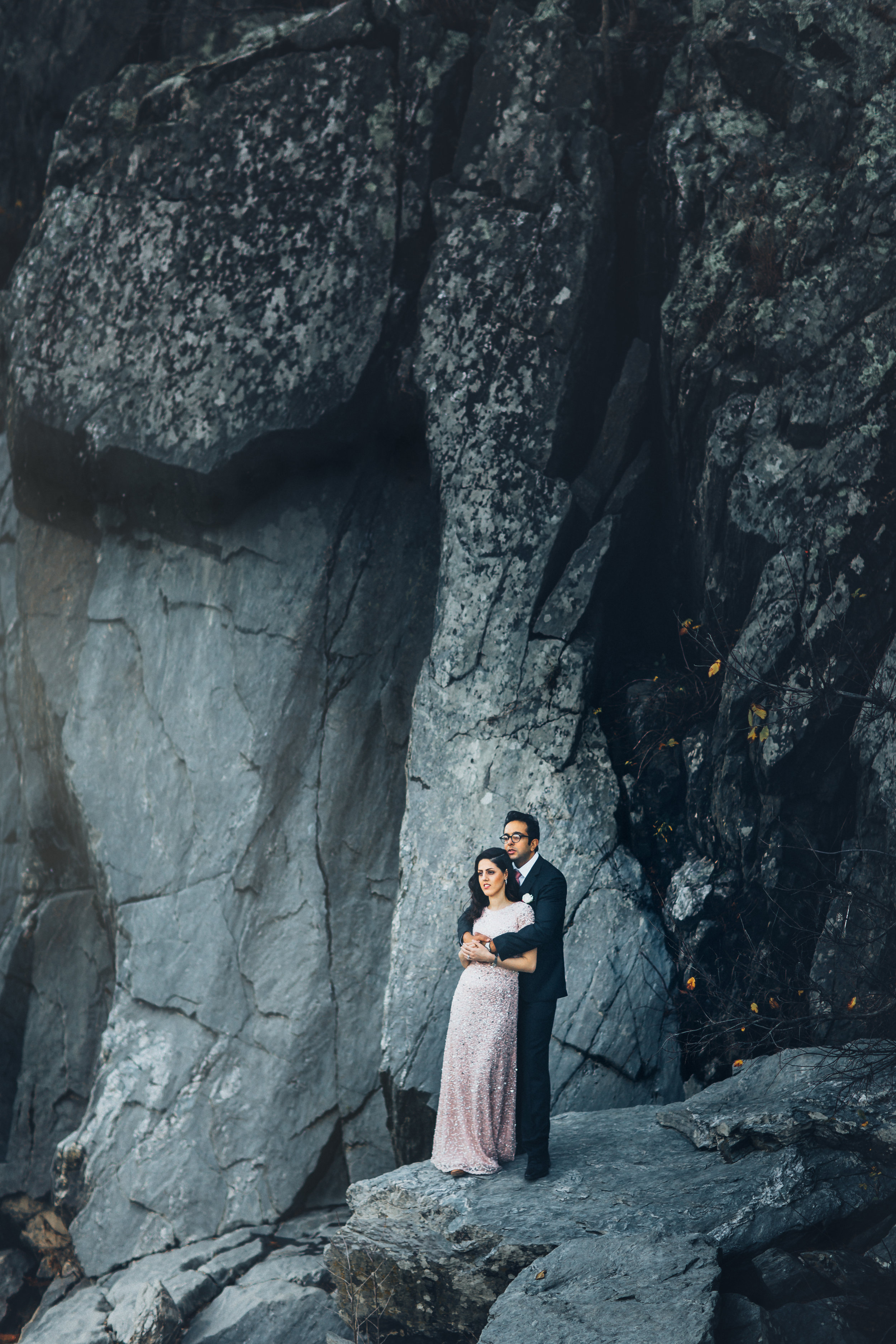 Brooklyn NYC Wedding Photographer Boris Zaretsky Elopement in Great Falls Park Virginia-176 copy.jpg