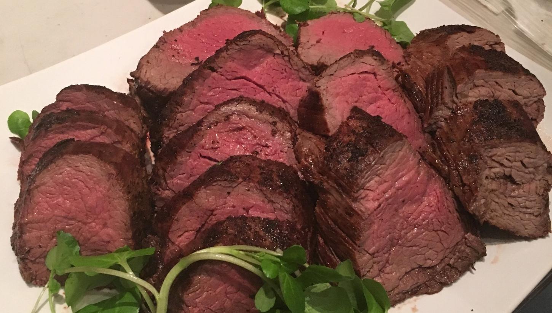 Organic Beef Tenderloin