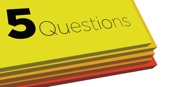 5 Questions - Title image
