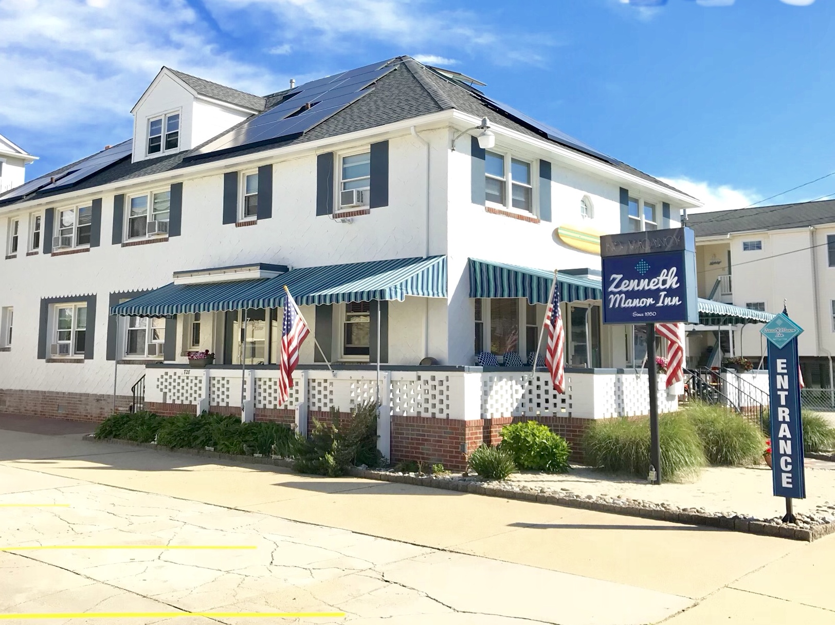 2019 Zenneth Manor Inn