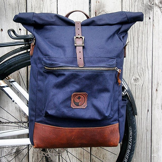 The new Brule bike pannier is now up on cedar-stone.com, where you can take 15% off any order through Labor Day. Use promo code LABOR15.