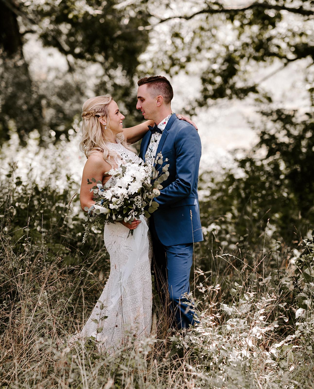 Blacksburg Virginia Wedding -