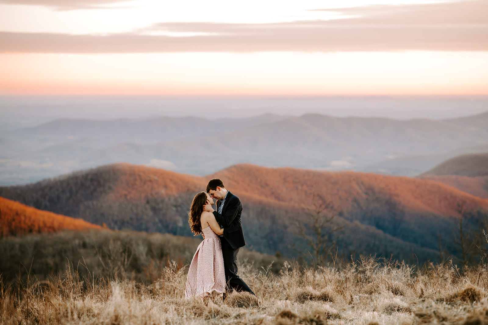 Appalachian Trail Virginia Engagement -