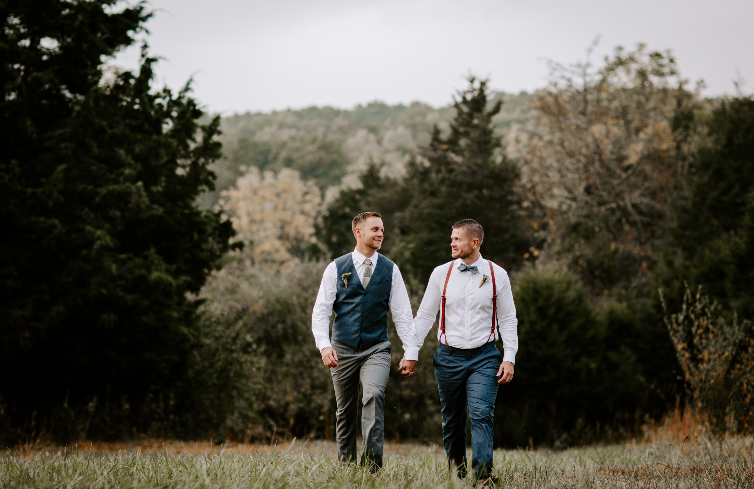 Roanoke Virginia Mountain Wedding -