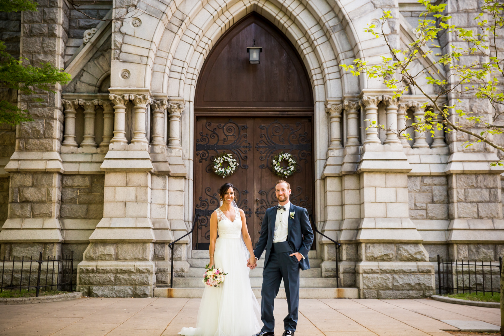 KELLIE + JOE - I know that my wedding experience and actual wedding day would not have been the same without Caitlin and her team.Caitlin and her girls have such a calming and fun energy, they get the job done without you even realizing it!Caitlin is detailed oriented, has a serious eye for style and design, is so personable, and above all, she knows her brides and their vision. At the end of my reception, the first people I sought out to toast with were Caitlin and her team.The only thing I would have changed would be getting in touch with Caitlin the day I got engaged. She makes you realize that weddings are supposed to be enjoyed and stress free, and with Clover, that's exactly how the day turns out.
