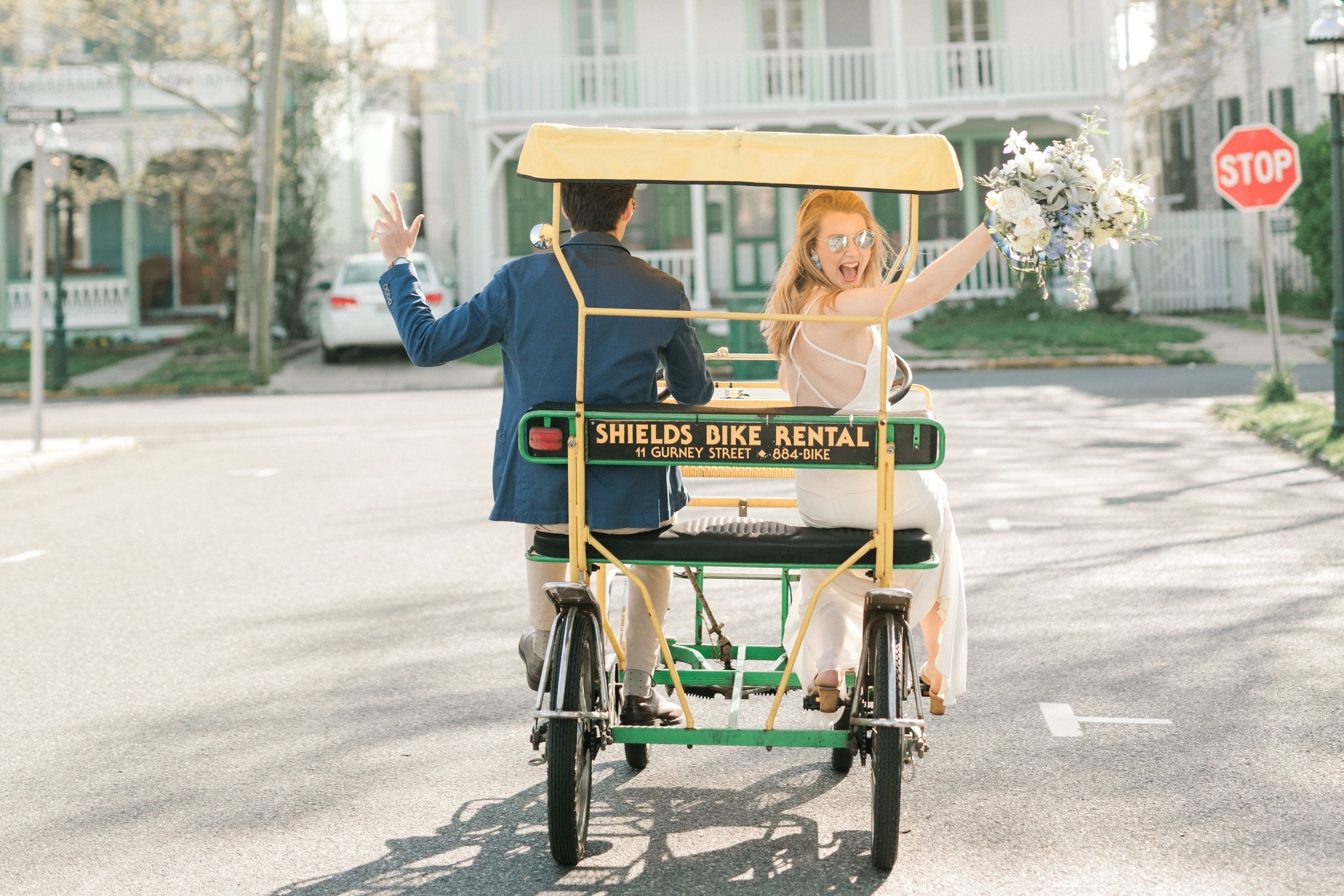This Wedding Shoot Makes Us Want To Get Married In Cape May - Featured On Philadelphia Wedding | July 2, 2018