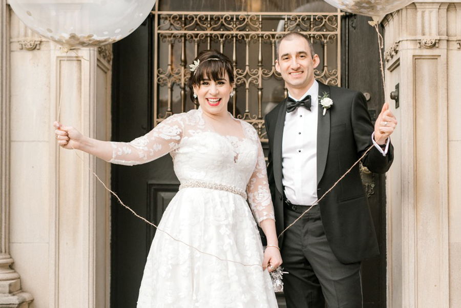 How One Couple Threw Themselves A Surprise Wedding - Featured On Philadelphia Wedding | March 8, 2018
