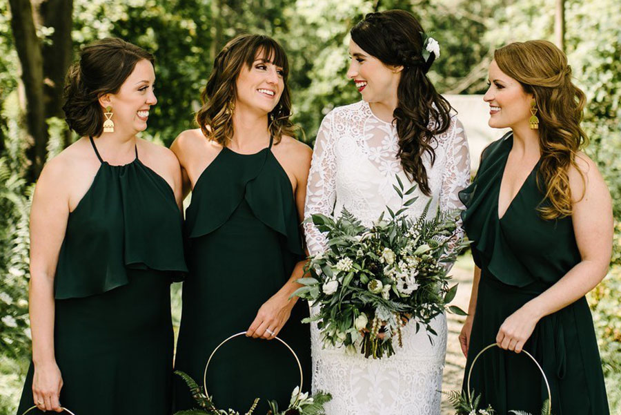 How A Wedding Planner Created Her Own Wedding Budget - Featured On Philadelphia Wedding | March 11, 2019