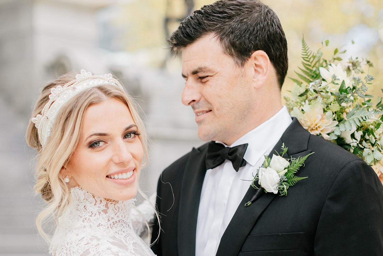 Real Wedding: Gabrielle & Tristan - Featured In Modern Luxury Magazine   Page 162   Summer 2019