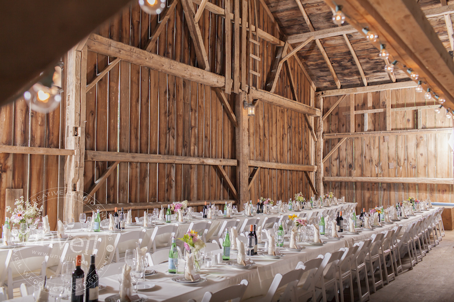 Rustic Same-Sex Farm Wedding  |  www.justloveweddings.ca