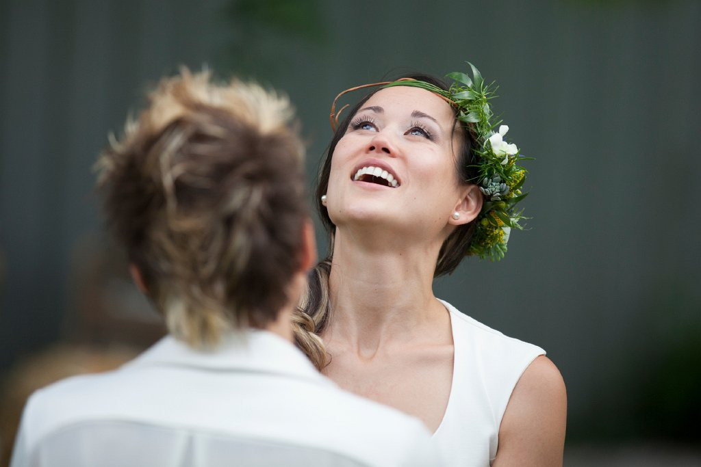 'AMAZING' same-sex wedding  |  www.justloveweddings.ca