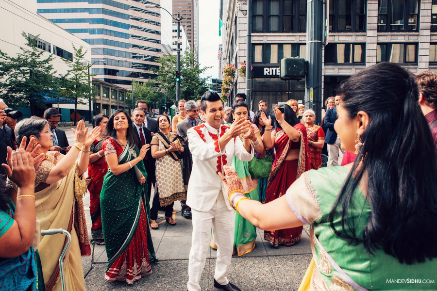 Indian Fusion Same Sex Wedding  |  www.justloveweddings.ca