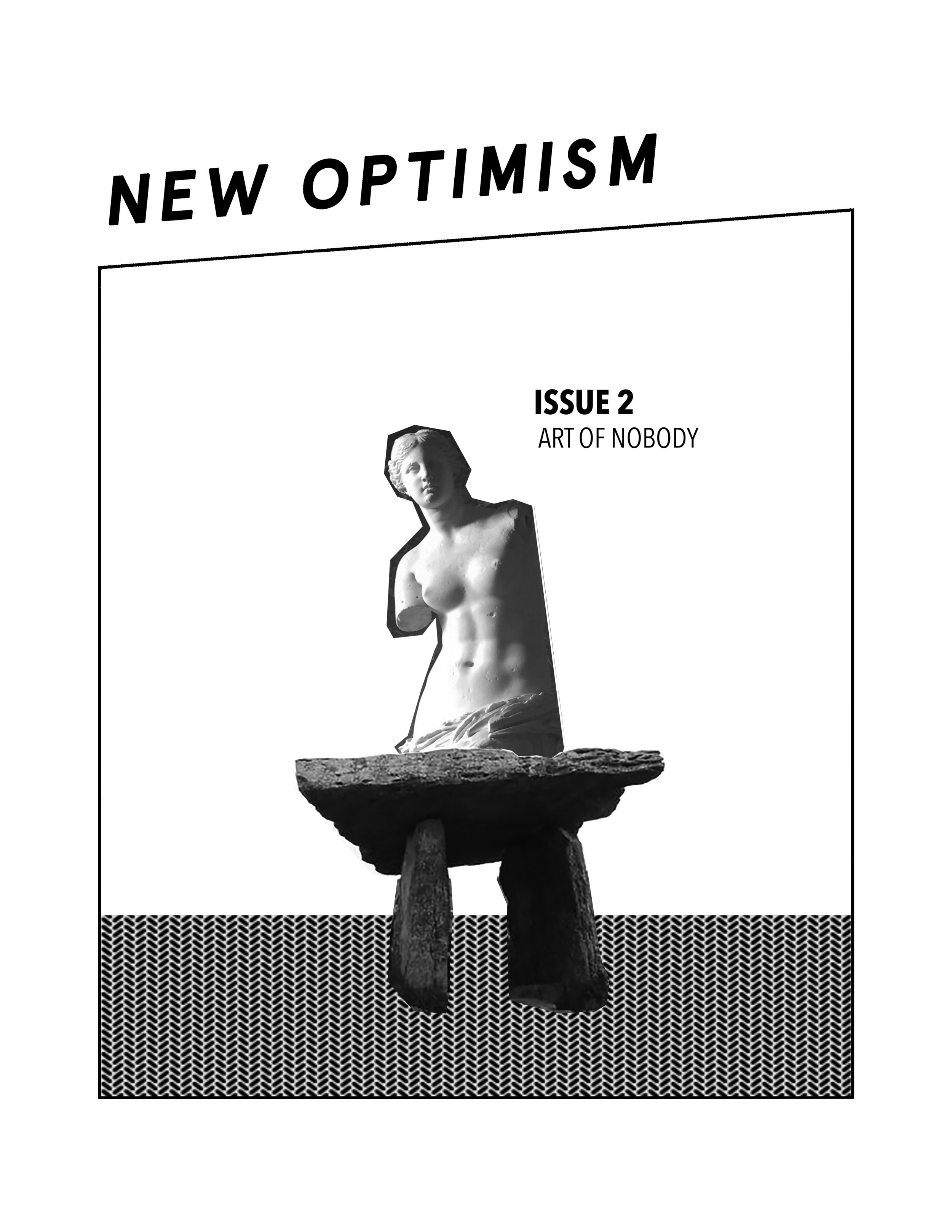 NEW OPTIMISM SWEATSHIRTS DESIGN