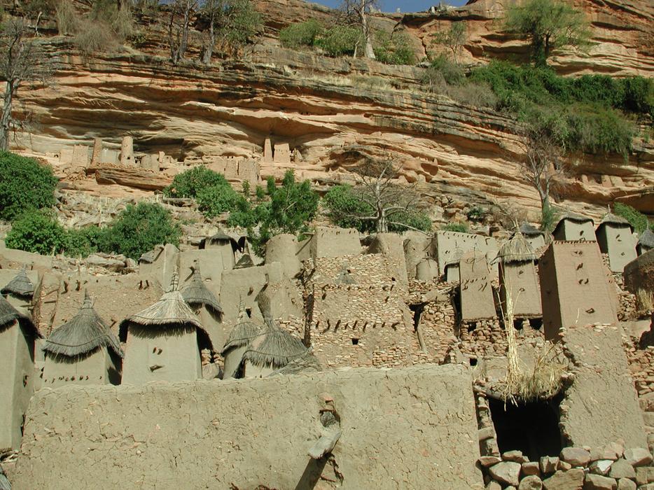 Dogon Region Mali