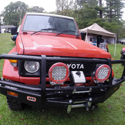 2015: Overland Expo East 2015 - ASHEVILLE NC