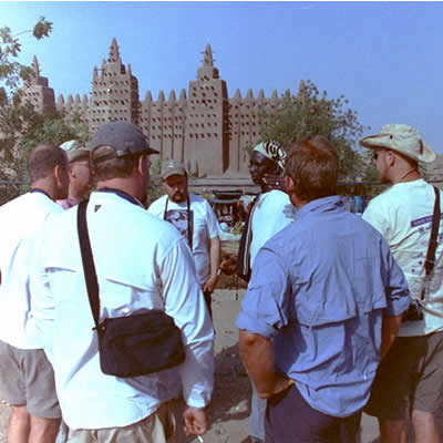 Djenne Mali & The Mud Mosque - THE CREW EXPLORES THIS ANCIENT CITY