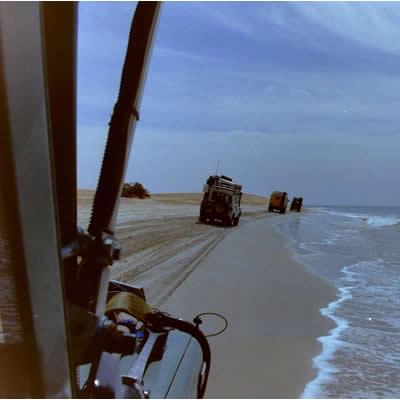 Nouadhibou & Nouakchott - THE BEACH ROUTE SOUTH