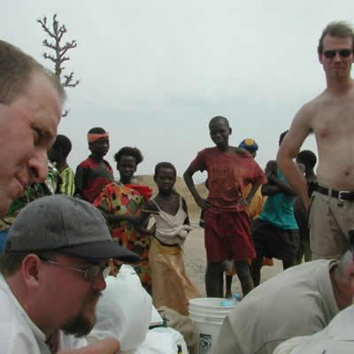 March 12, 2001 Miscellaneous Pics - Bamako, Mali