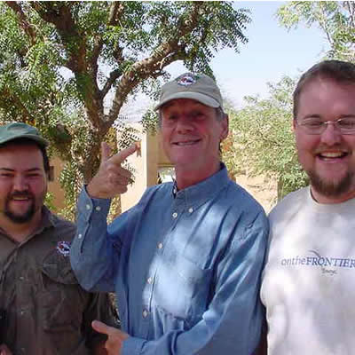 March 9, 2001 Michael Palin - Timbuktu, Mali
