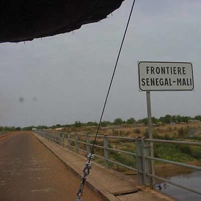 March 1, 2001 Western Mali - Senegal into Western Mali