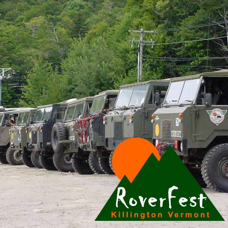 2001: RoverFest II - ROVERFEST II AT KILLINGTON VT