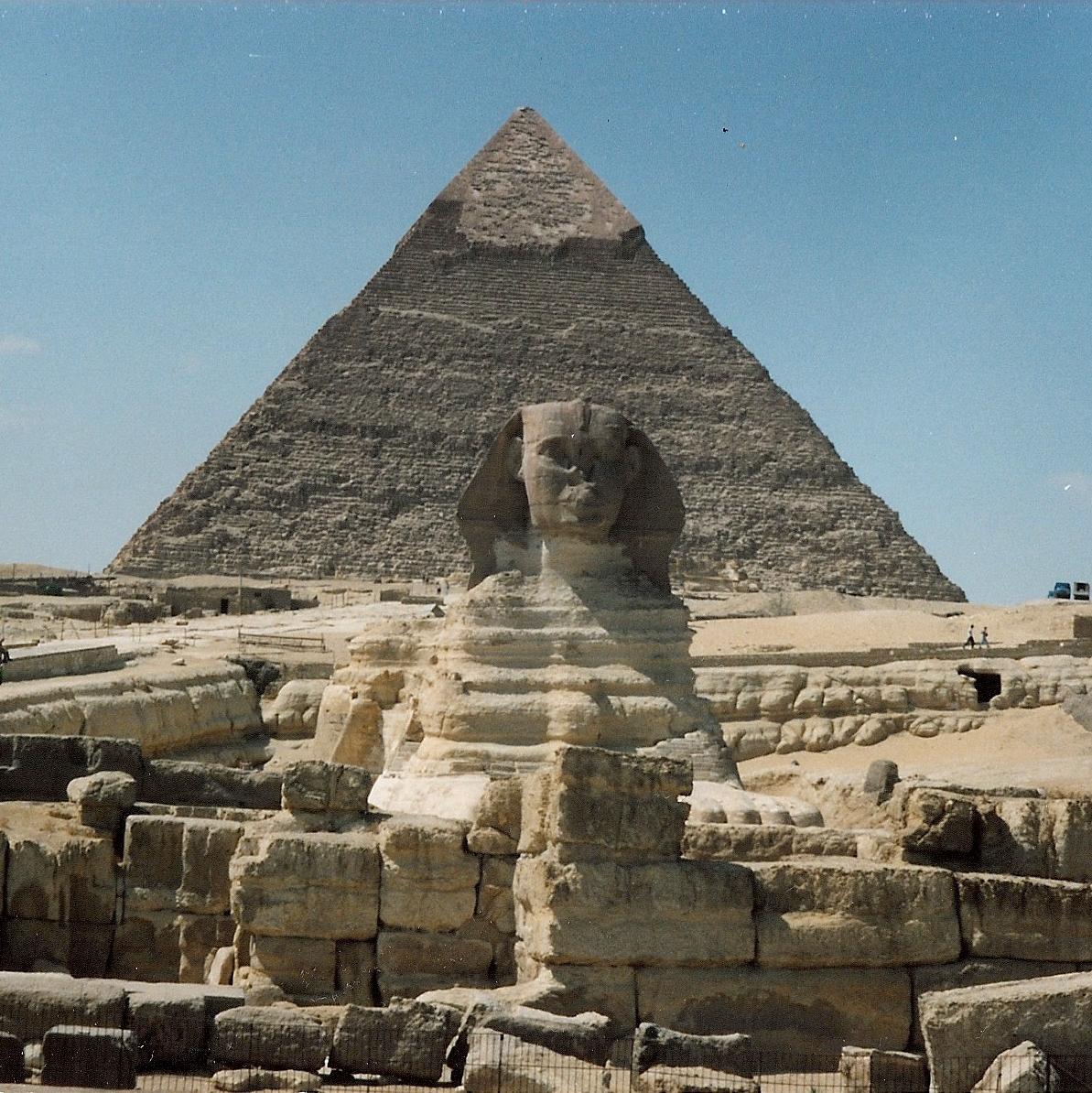 1991: North Africa - EGYPT, SINAI PENINSULA, MOROCCO, TUNISIA, ALGERIA