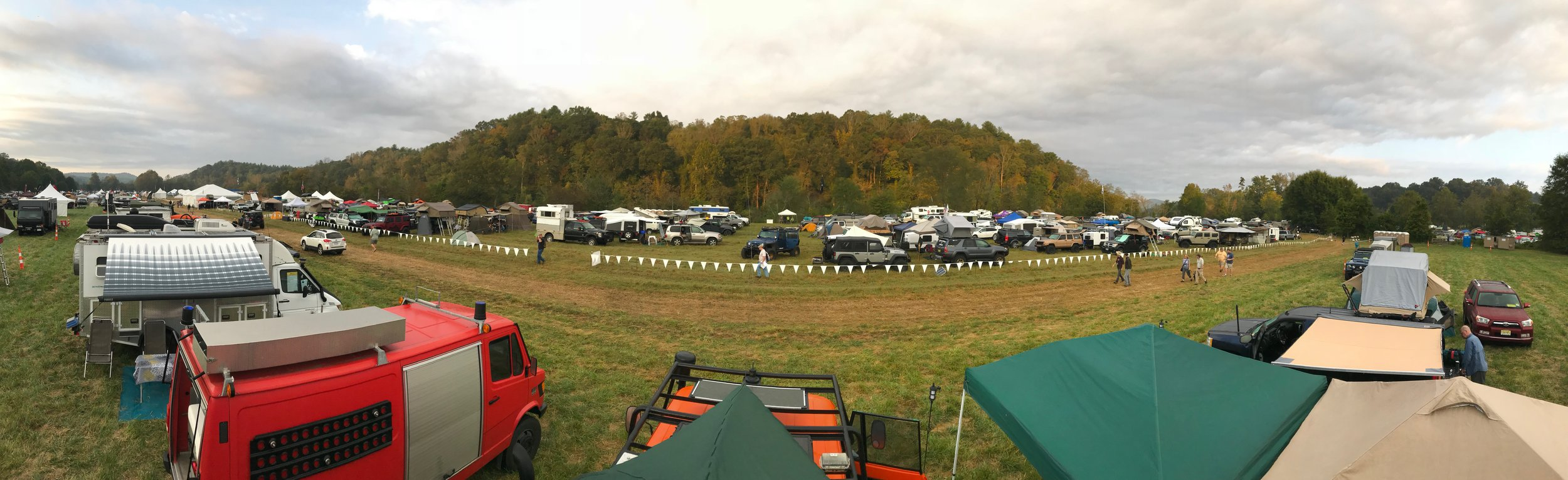 overland expo panoramic