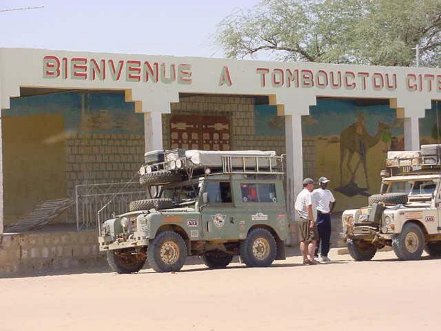 Bienvenue A Tombouctou