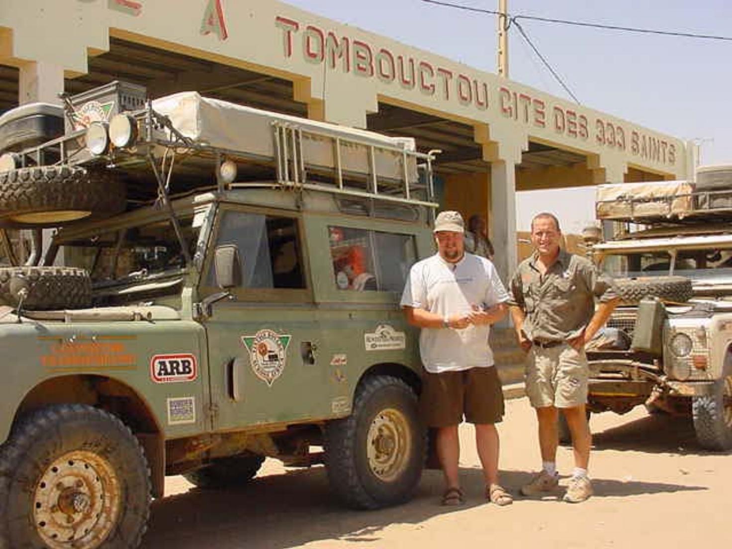 Main Street Timbuktu