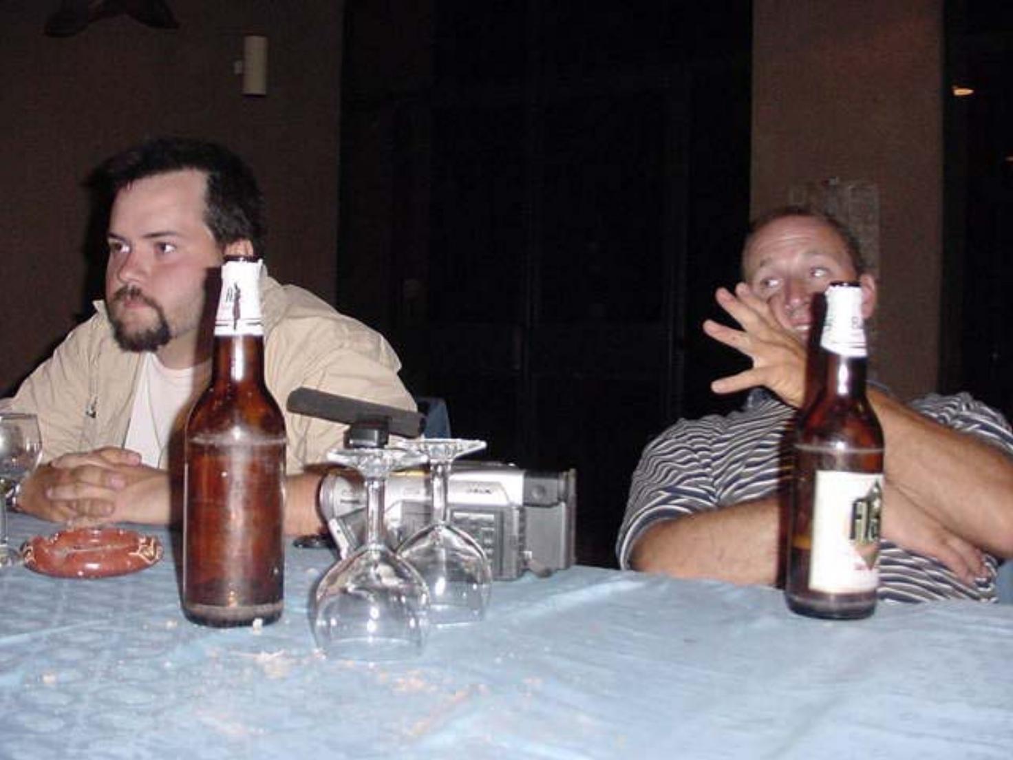 Beer in Timbuktu