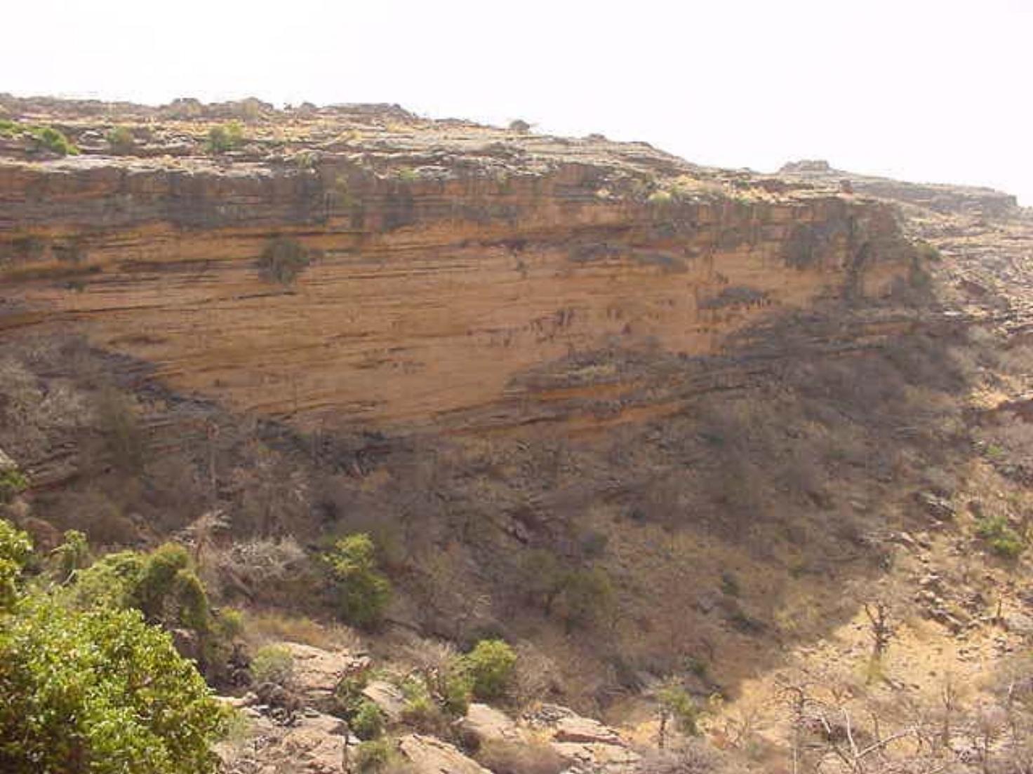 Cliffs of Bandiagara