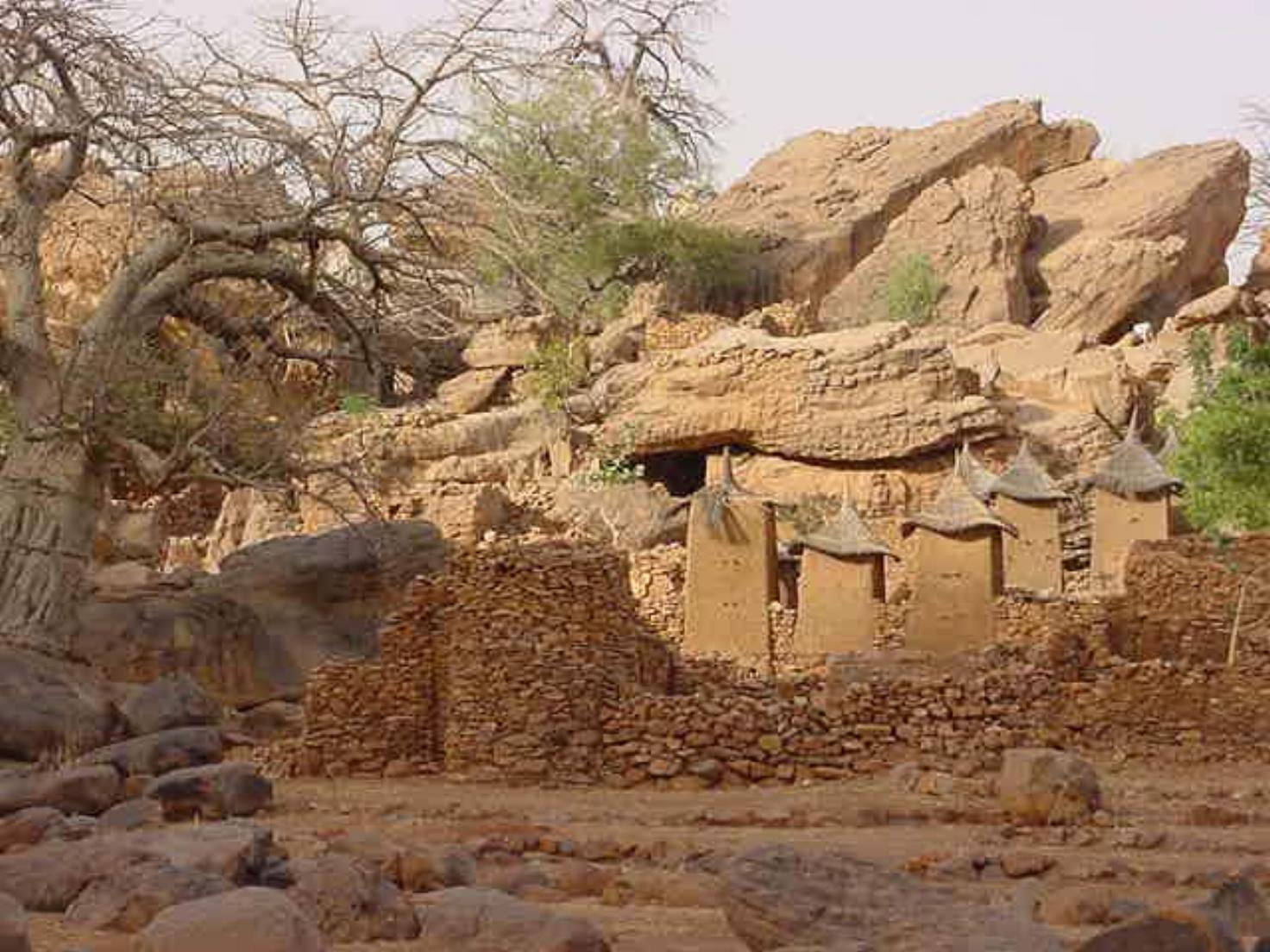 Dogon Mali