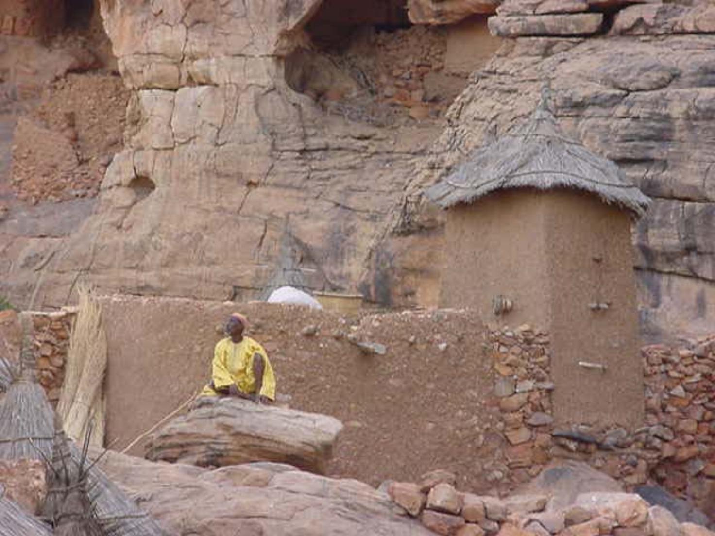 A Dogon elder