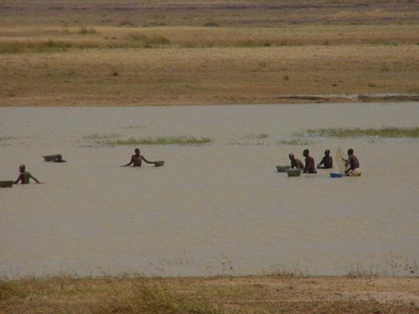 Fishing the Bani River