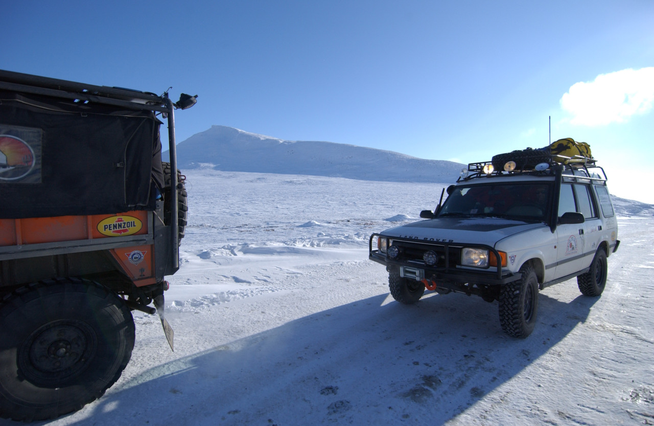 photos - ARCTIC CIRCLE EXPEDITION