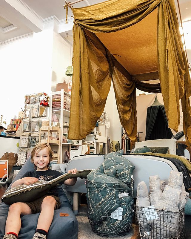 One happy customer chilling in his big boy room inspo here at @kid.com.au 👊 #baby #inspo #kid #interiorforkids #styling