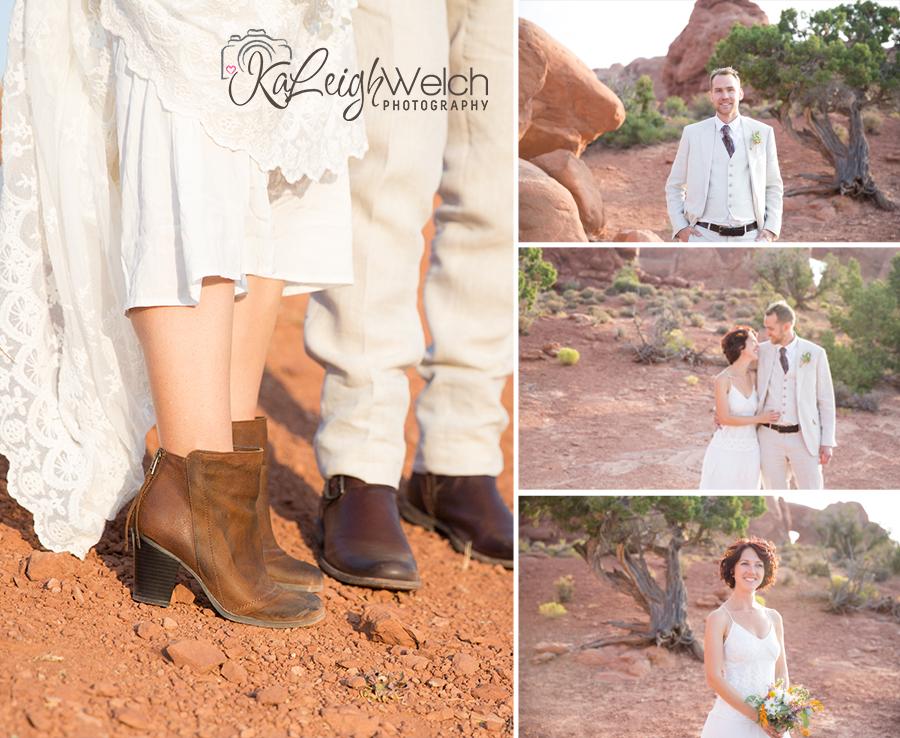 KaLeigh Welch Photograph, Moab Utah Wedding Photographer