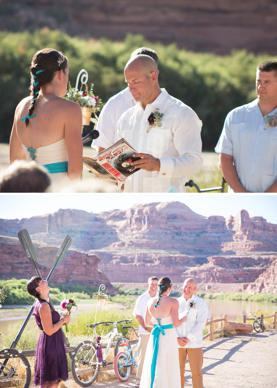 Moab, Utah Wedding, KaLeigh Welch Photography