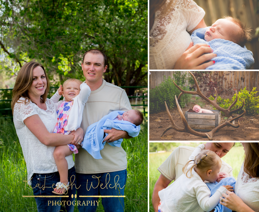 KaLeigh Welch Photography, Moab, UT Family Portraits