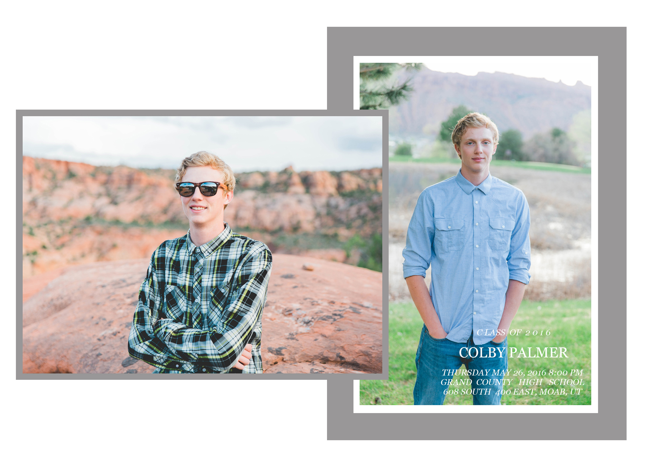 KaLeigh Welch Photography, Moab, UT Senior Portrait Photographer