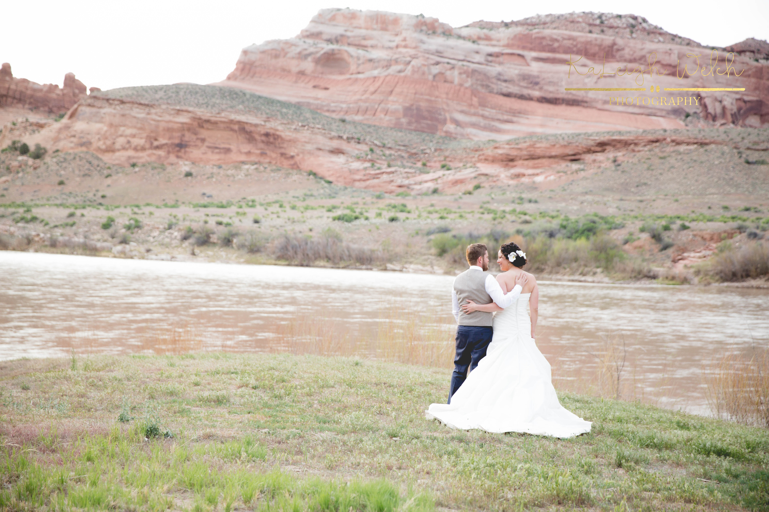 Moab, UT Wedding Photographer - KaLeigh Welch Photography